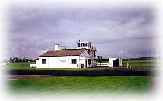 Halfpenny Green Airport.  The Control Tower.
